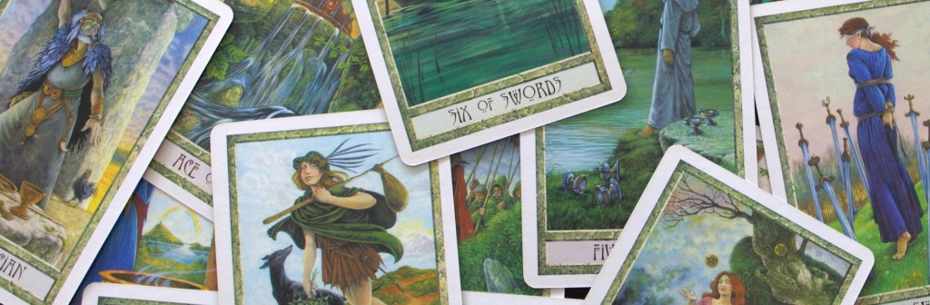 The Druid Craft Tarot Banner