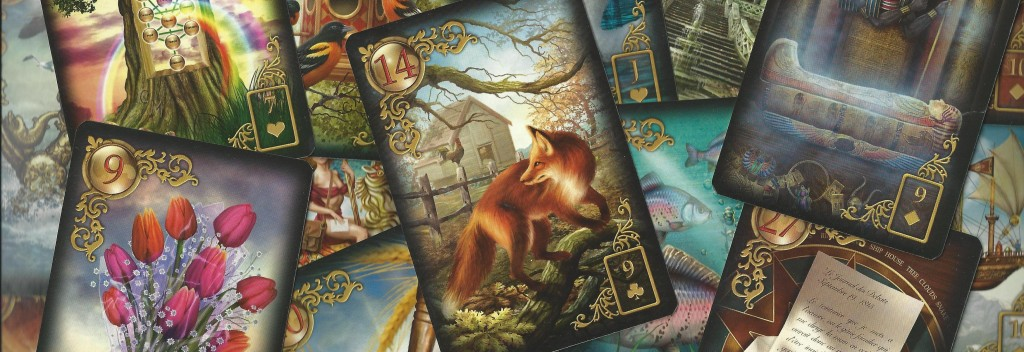 The Gilded Reverie Lenormand