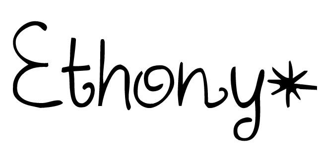 Ethony Signature