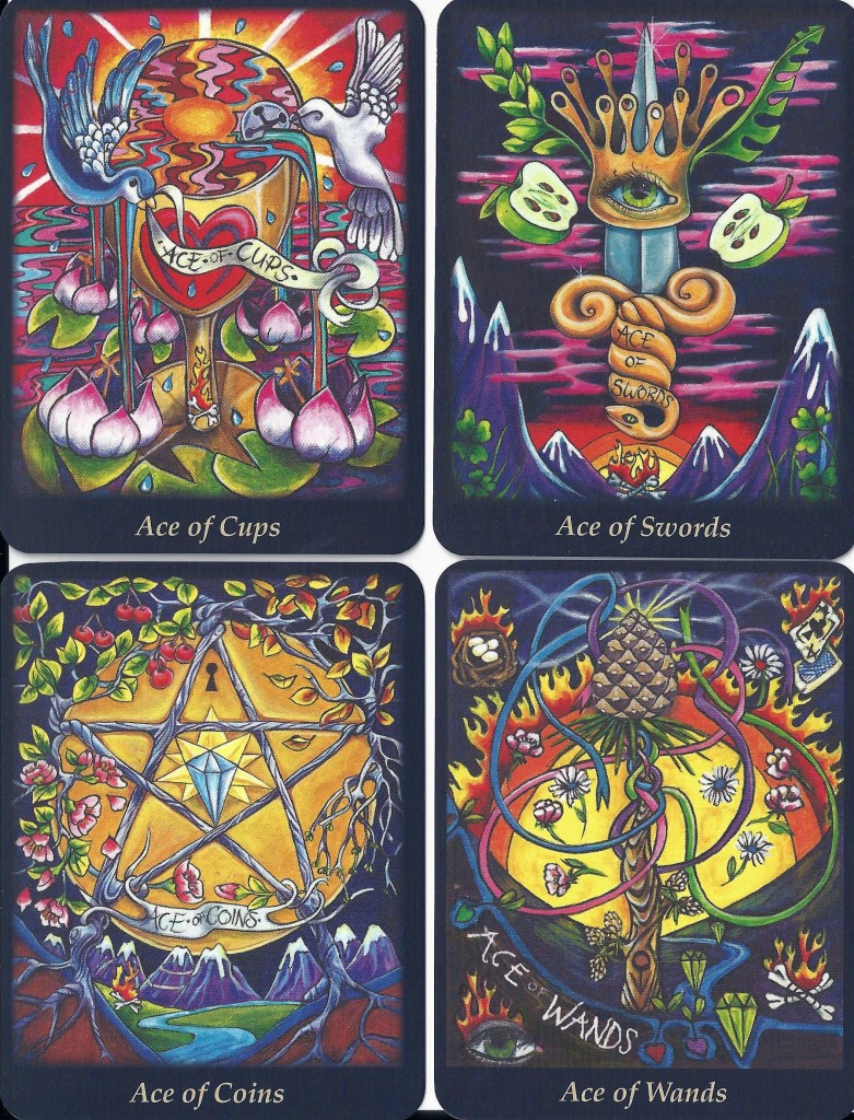 The Bonefire Tarot 3