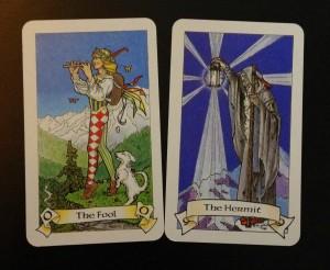 Tarot Combinations 5