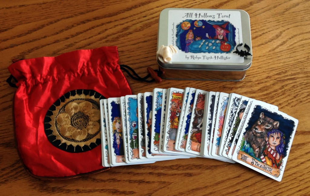 All Hallow Tarot Set