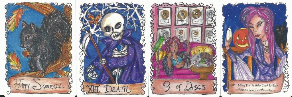 All Hallows Tarot