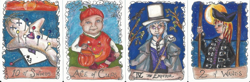 All Hallows Tarot 2