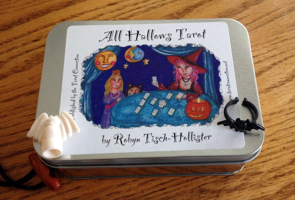 All Hallows Tarot Tin