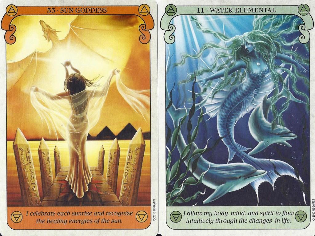 Conscious Spirit Oracle 1