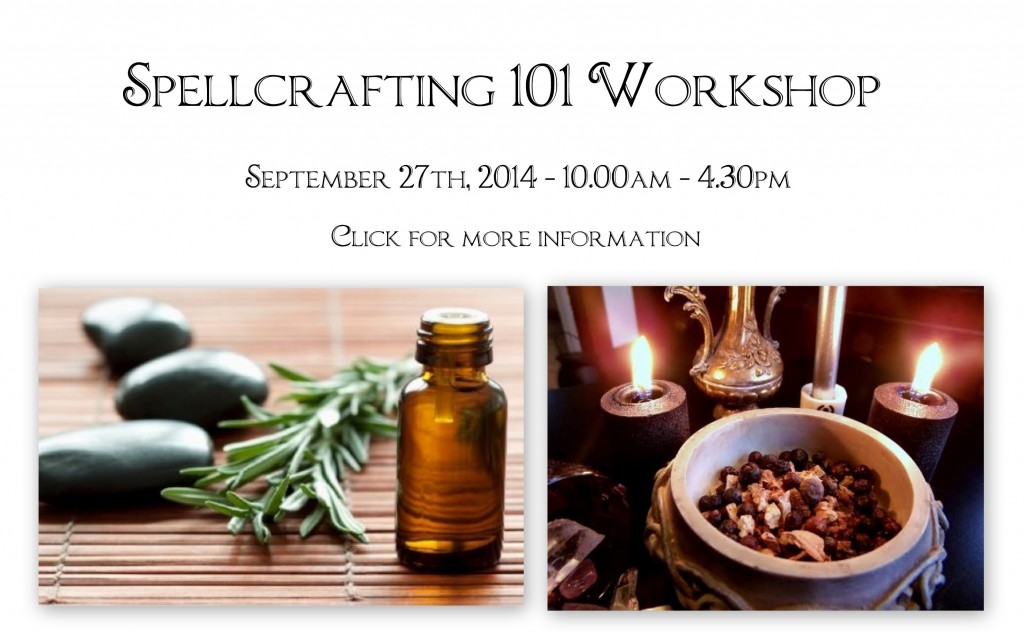 Spellcrafting Workshop
