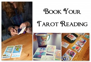 Book your Tarot Reading