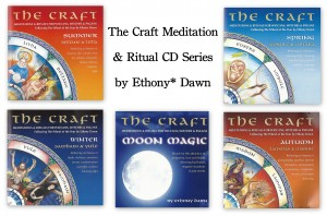 The Craft Meditation and Ritual CD Series