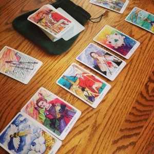 The Clover Tarot Reading
