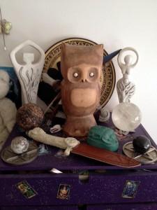 Ethony Altar