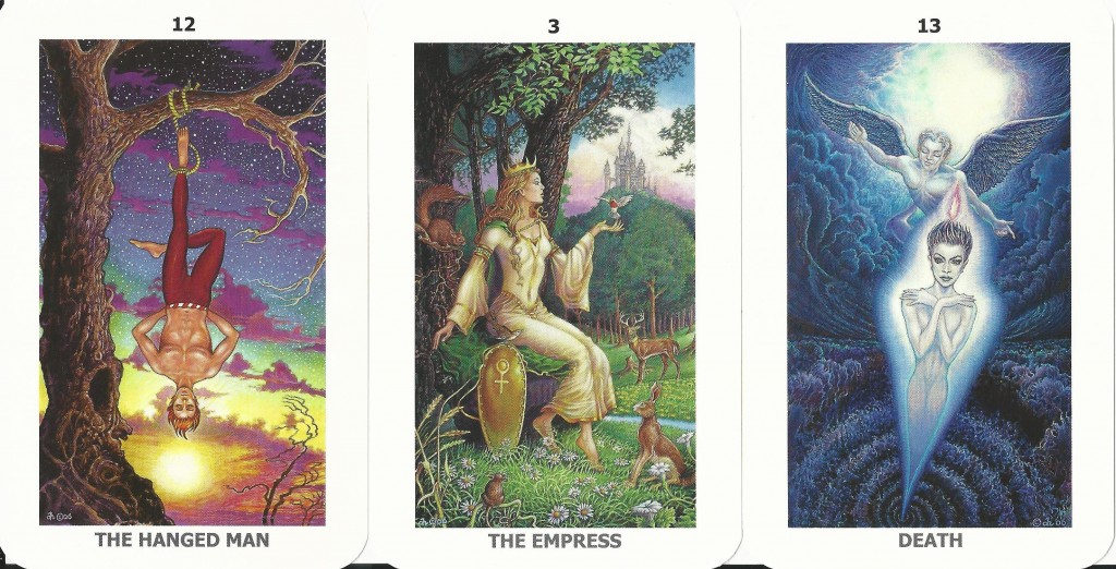 The Sacred Isle Tarot Major Arcana