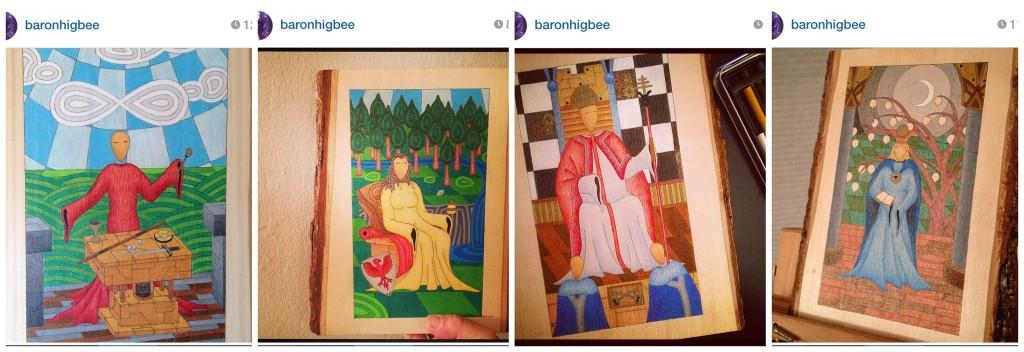 Baronhigbee Tarot