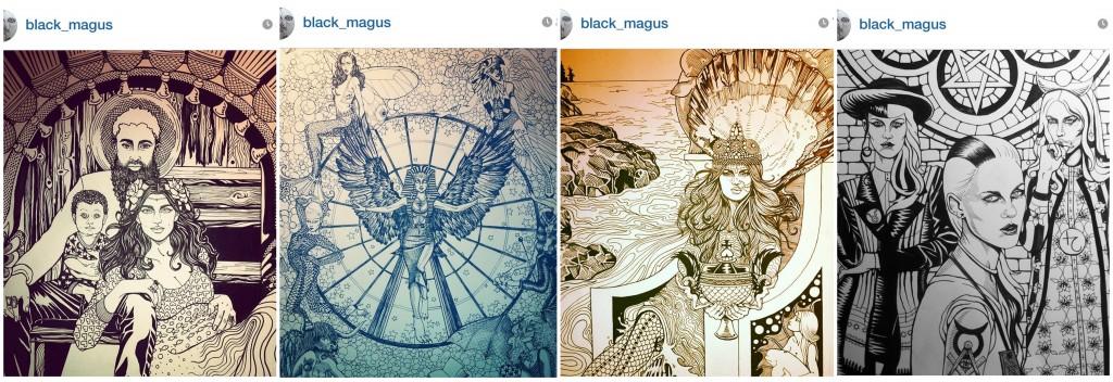 Black_magus Tarot