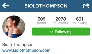 Siolothompson Instagram