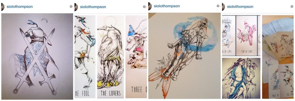 Siolothompson Tarot