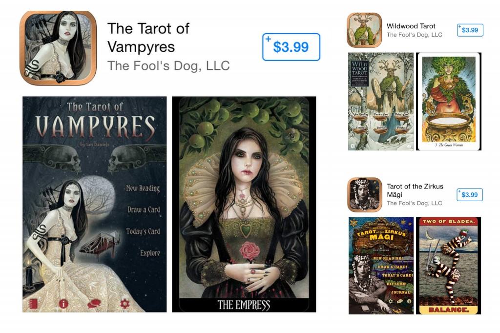 Tarot Apps 2