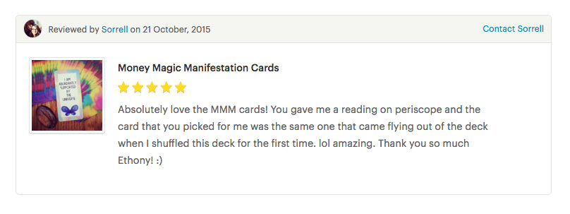 Money Magic Manifestation Review 9