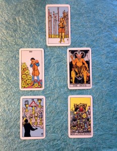 Fear Tarot Reading