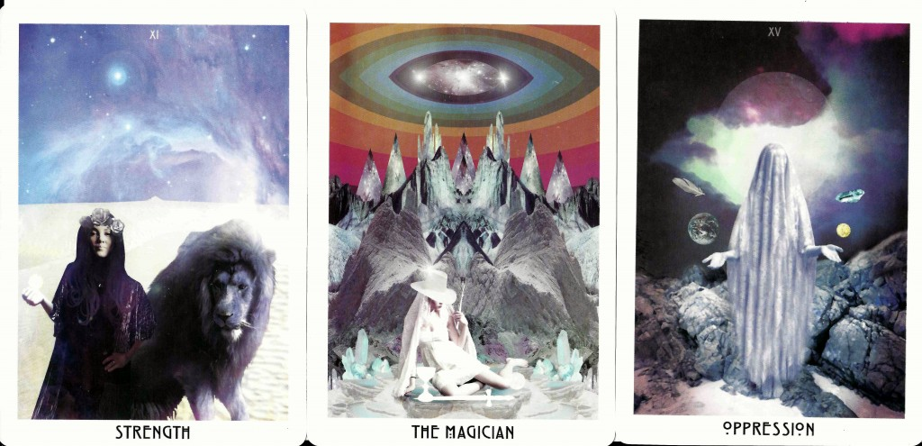 The Starchild Tarot Major Arcana