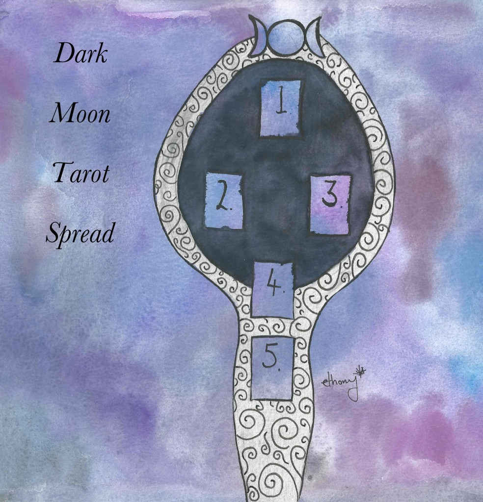 Dark Moon Tarot Spread Site
