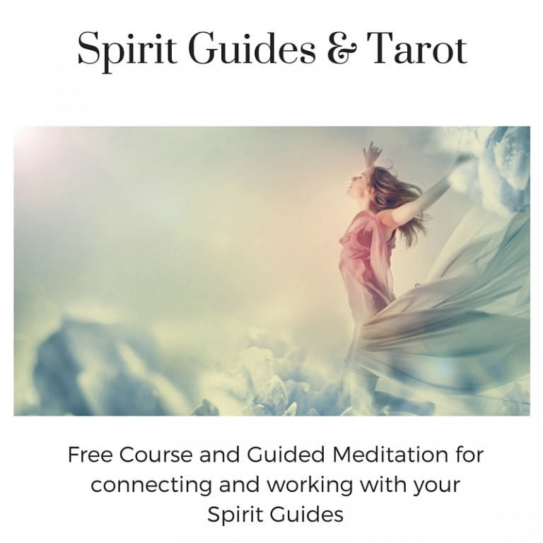 Spirit Guides and Tarot