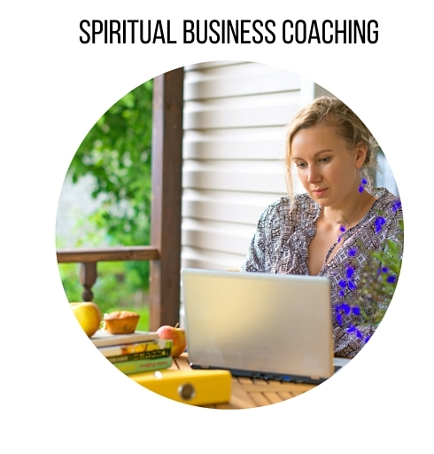 Spiritual Business Coaching Ethony