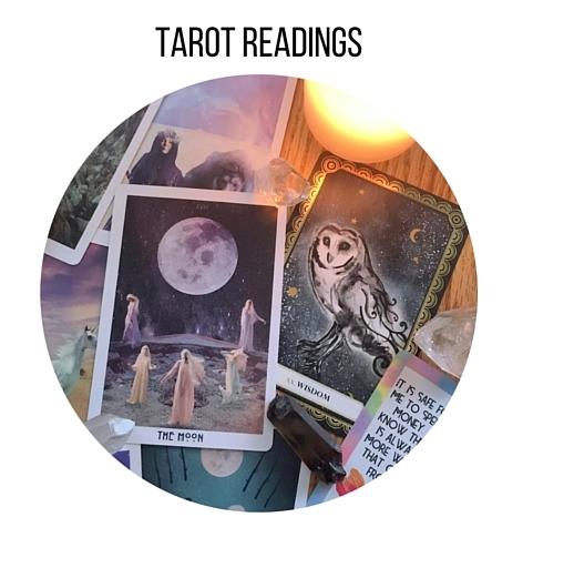Tarot Readings Ethony