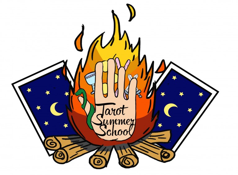 Tarot Summer School Logo
