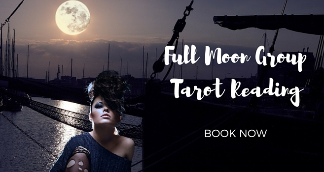 Full Moon Group Tarot Reading