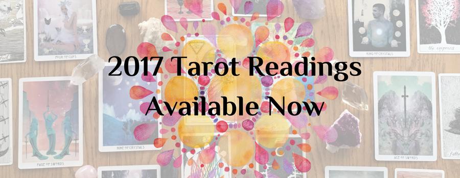 2017 Tarot Readings