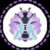bee_divider_dark_purple_ring