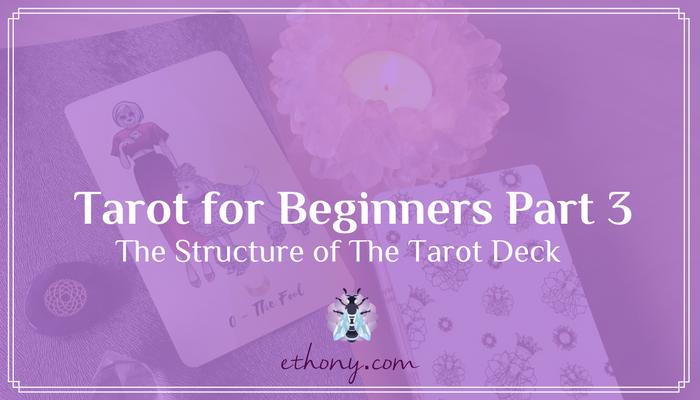Tarot for Beginners Part 3