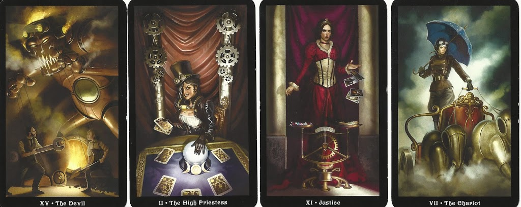 Tarot Card Designs And Meanings
