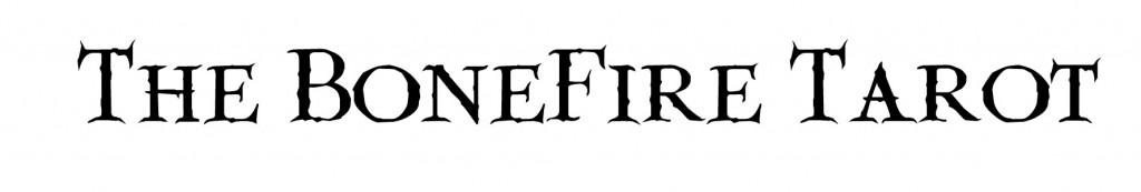 The Bonefire Tarot Logo