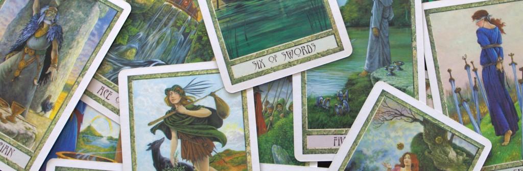 The Druid Craft Tarot Banner