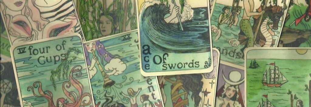 The Mermaid Tarot