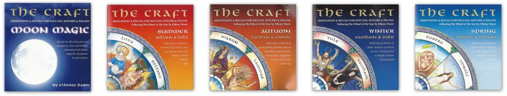 The Craft CD Series Banner 3