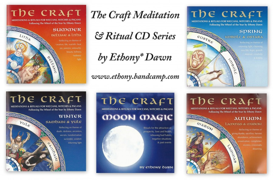 The Craft CD Series Button