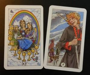 Tarot Combinations 1