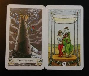 Tarot Combinations 2