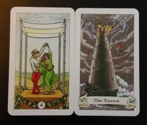Tarot Combinations 3