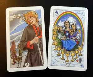 Tarot Combinations