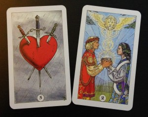 Tarot Combinations 6