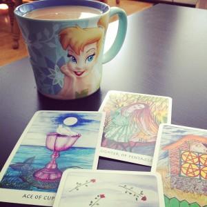 The Clover Tarot Reading 2