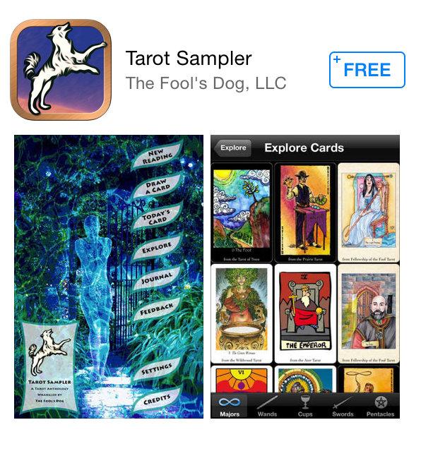 The Tarot Sampler