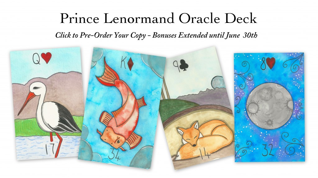 June Oracle Wednesday Preorder Banner