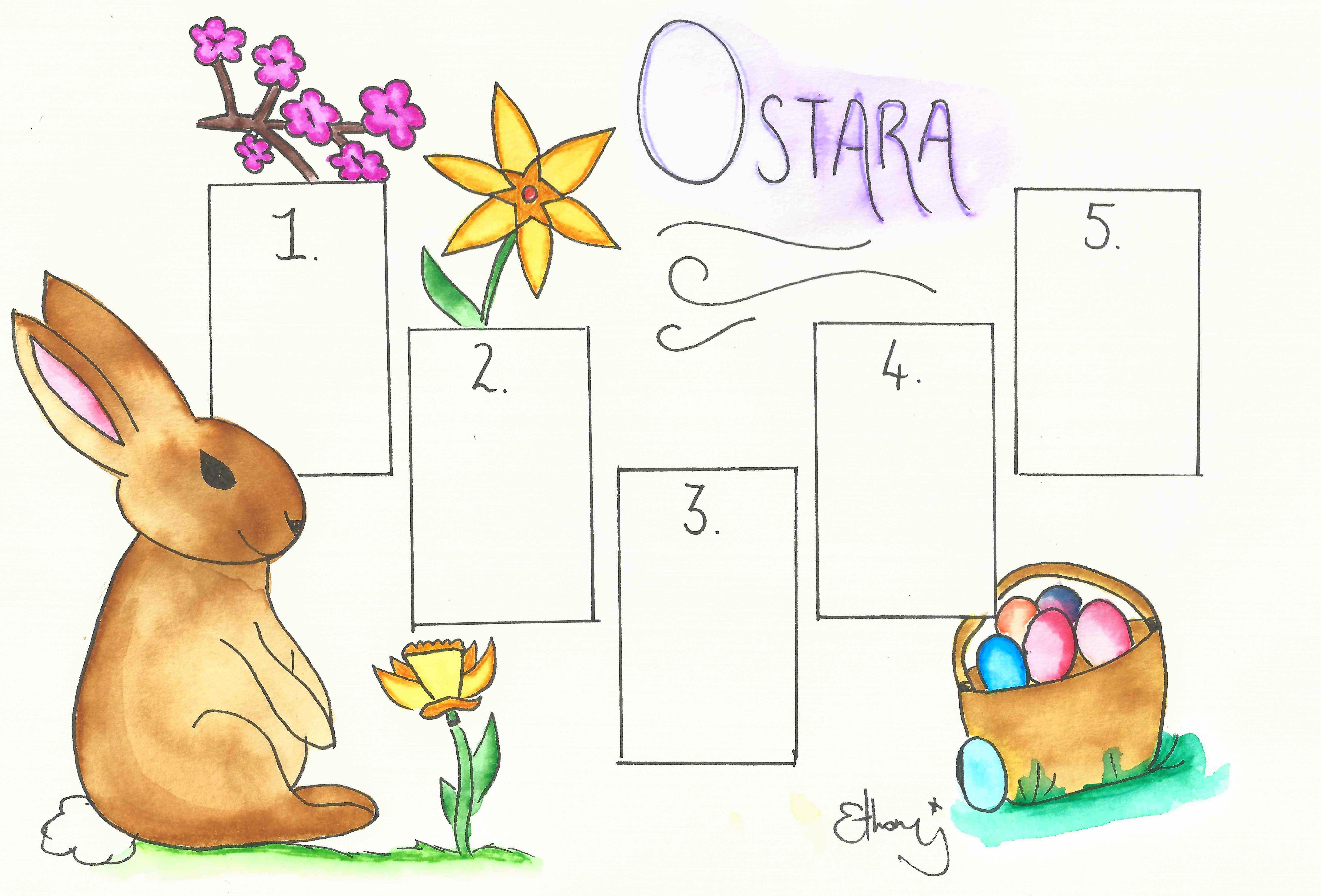 Ostara Tarot Spread - Ethony