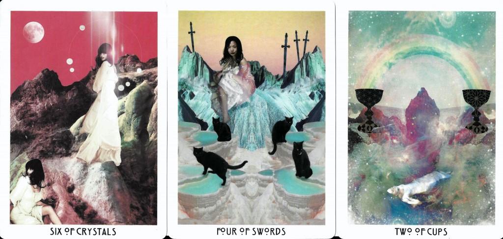 Tarot Deck Exploration - The Starchild Tarot - Ethony