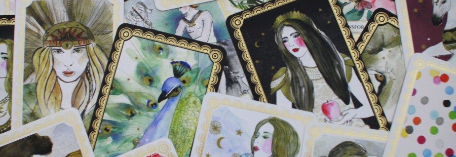 Magic and Manifestation Affirmation Cards Collection